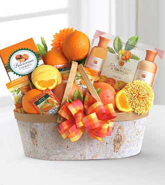 FTD Orange & Grapefruit Spa Sensation