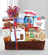 Gluten Free Gourmet Basket