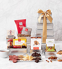 Shimmering Seasons Gourmet Tower