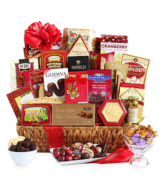 Holiday Extravaganza Basket