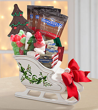 Sleigh of Sweets Holiday Ghirardelli