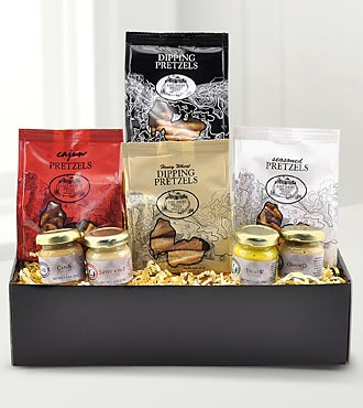 Dad's Supreme Snacking Gourmet Gift Box - GOOD