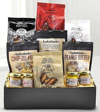 Supreme Snacking Gourmet Gift Box - BETTER
