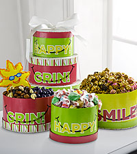 All Smiles Gourmet Snack Tower