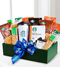 The Starbucks Grad Box