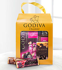Godiva ® Indulgent Treats Gourmet Gift Box