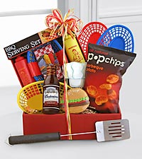 The Great Outdoors Summer Grilling Gift