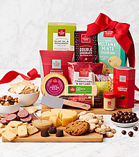 Holiday Gift Giving Basket