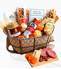 Mom 's Favorite Gourmet Gift Basket