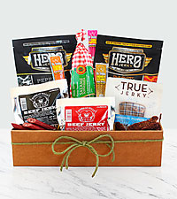 Meat Lover 's Jerky Gift Box