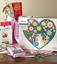 Birthday Tea Party Gift Basket