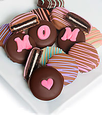 Belgian Chocolate Dipped Mother 's Day Oreo ® Gram