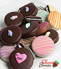 Chocolate Dipped Mother 's Day Oreos ®