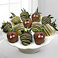 Golden Edibles™ Congratulations Graduate Chocolate Covered Strawberries - 6-piece