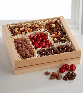 Deluxe Gourmet Nut Sampler