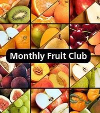 Monthly Fruit Club - 3 Months