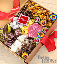 The FTD ® Mom 's Sugar Rush Gourmet Goodies by Better Homes and Gardens ®