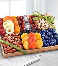 Gourmet Greatness Dried Fruit Tray