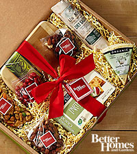 The FTD ® Meat and Cheese Gift by Better Homes and Gardens ®