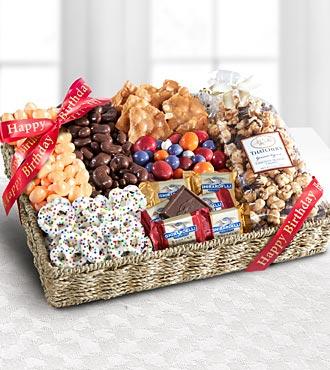 Birthday Festive Feasting Snack Tray - Better