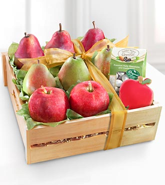 Organic Festive Fun Fruit Crate - GOOD