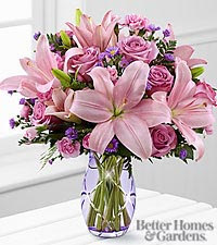 The FTD ® Graceful Wonder™ Bouquet by Better Homes and Gardens ®