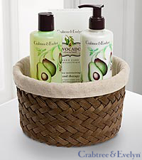 Crabtree & Evelyn Avocado Essentials