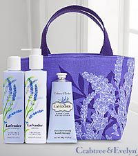 Crabtree & Evelyn Lavender Daily Indulgences