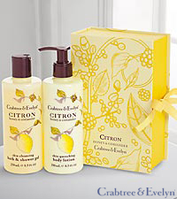 Crabtree & Evelyn Citron Perfect Pair
