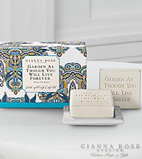 Gianna Rose Quotable Gardener's Collection - 'Garden as Though You Will Live Forever'