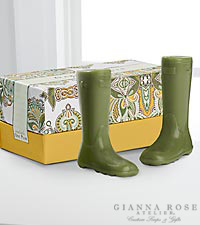 Gianna Rose Gardening Boot Soap