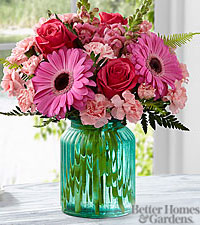 The FTD ® Gifts from the Garden Bouquet by Better Homes and Gardens ® - VASE INCLUDED