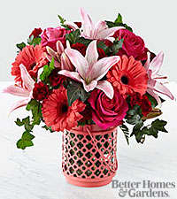 The FTD ® Garden Park™ Bouquet by Better Homes and Garden ®