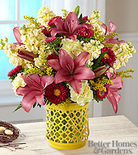 The FTD ® Arboretum™ Bouquet by Better Homes and Gardens ®