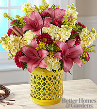 The FTD ® Arboretum™ Bouquet by Better Homes and Gardens ® - VASE INCLUDED