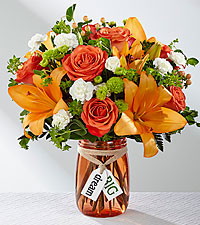 The FTD ® Dream Big™ Bouquet- VASE INCLUDED