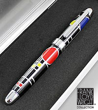 Frank Lloyd Wright® Coonley Playhouse Roller Ball Pen