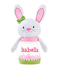 Personal Creations ® Easter Sweeties Plush Treat Jar - Pink Bunny