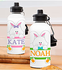 Personal Creations ® Silly Rabbit Waterbottle