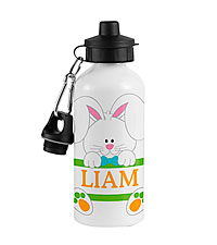 Personal Creations ® Silly Rabbit Waterbottle - Boy