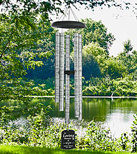 Personal Creations ® Personalized Memorial Sonnet Windchime