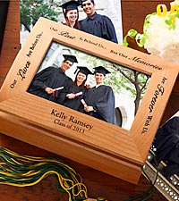 Personalized Graduation Memories Keepsake Box