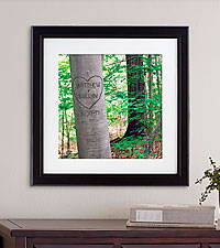 Personal Creations ® Summer Love Tree Print