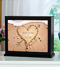 Personal Creations ® Heart in Sand Accent Light