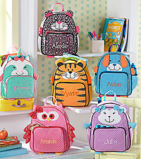 Personal Creations ® Little Critter Backpacks