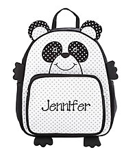 Personal Creations ® Little Critter Backpacks - Panda