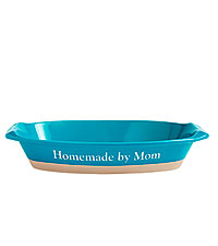 Personal Creations ® Ceramic Baking Dish - Teal