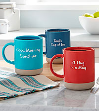 Personal Creations ® Any Message Ceramic Mug