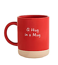 Personal Creations ® Any Message Ceramic Mug - Red