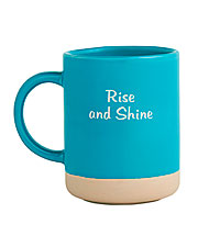 Personal Creations ® Any Message Ceramic Mug - Teal